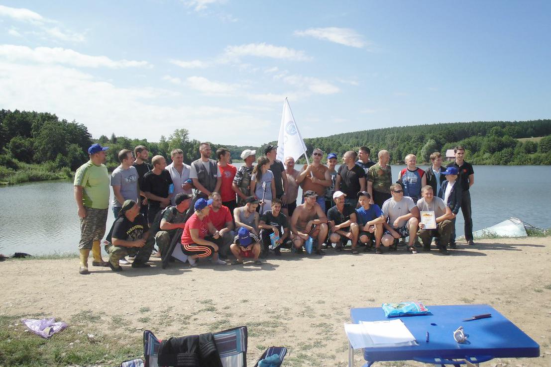 Соревнования по рыбной ловле 6.08.17