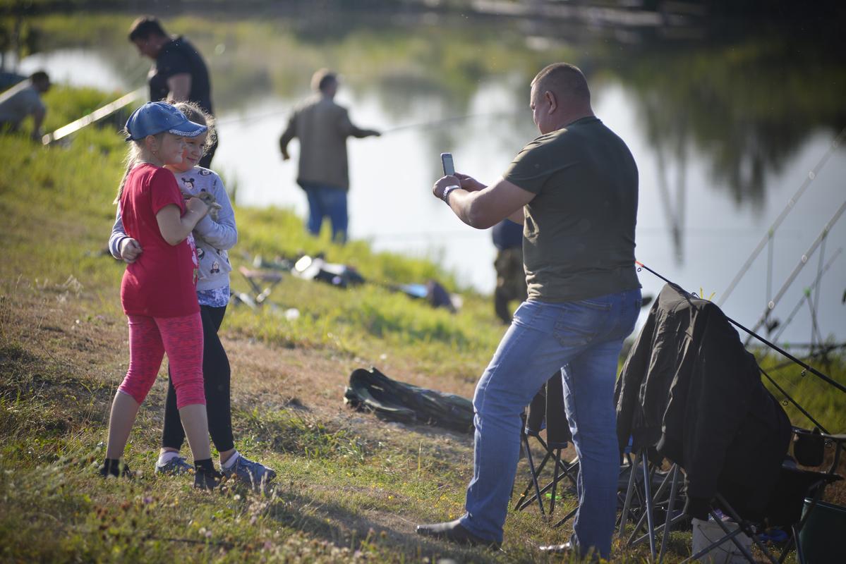 Соревнования по рыбной ловле 9.09.18
